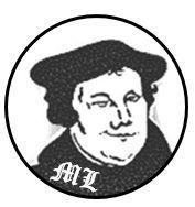 Bierlesung mit Luther 18.3.2017 Hanau-Wolfgang
